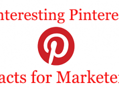 Interesting Pinterest Facts for Marketers