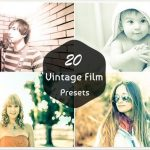 Vintage Lightroom Presets for Awesome Old Look