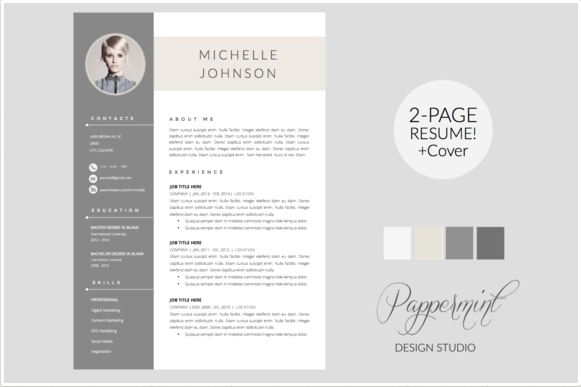 Best Modern Resume  BesikEightyCo