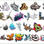 Cool Graffiti Brushes Photoshop Add-ons