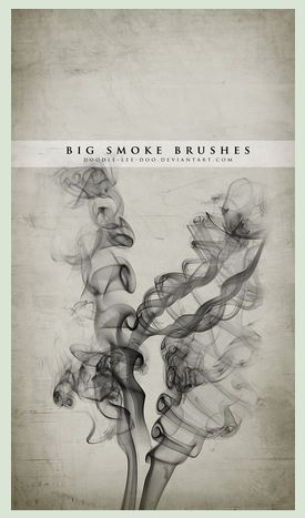 BIG smoke brushes download free