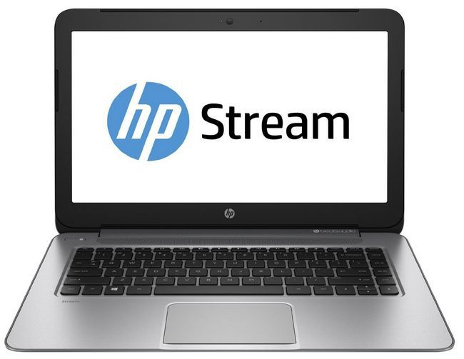 HP Stream 14 Quad Core laptop for gaming