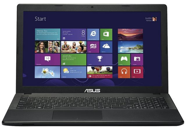 ASUS D550CA-RS31 gaming tablet