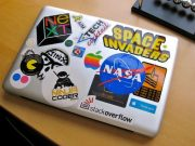 where to buy laptop stickers