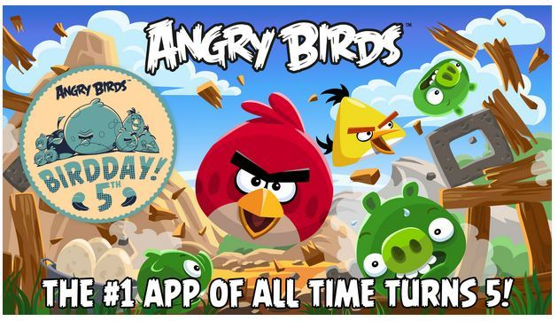android Angry Bird for kids