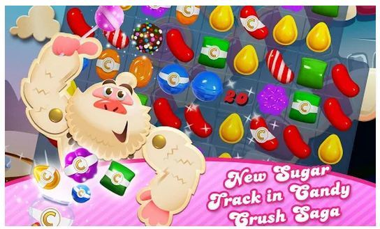 Candy crush series for kids