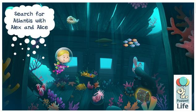 Android Explorium: Ocean For Kids games