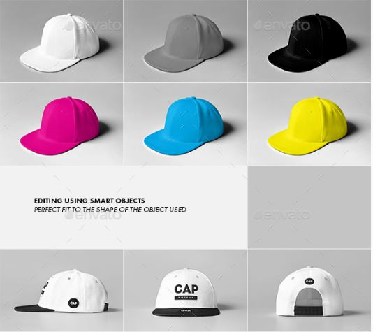51+ Cap Mockup Psd and Hat templates - All Kinds