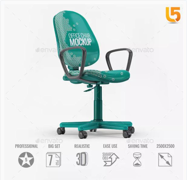 Office Chair MockUp