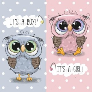7+ Printable Owl Baby Shower Invitation Templates