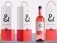 Wine packaging PSD bundle