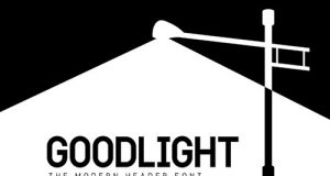 Free Goodlight Modern Font For Headers thumb